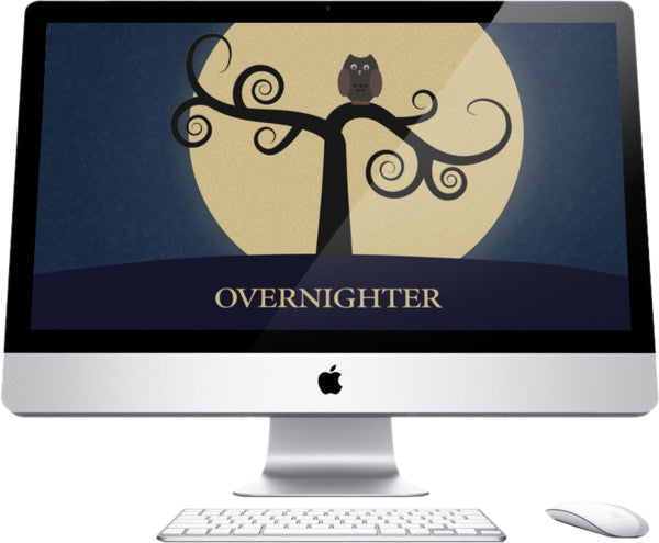 Overnighter Children's Church Graphic