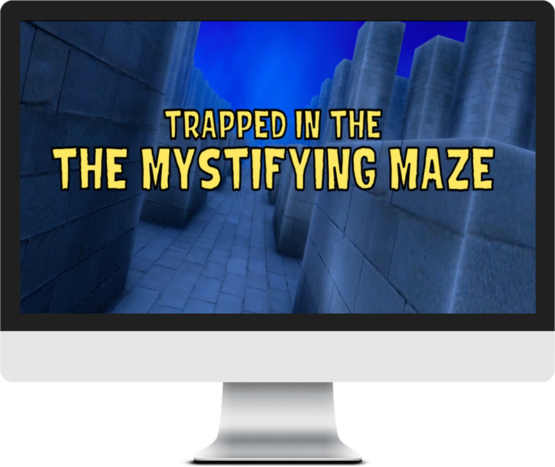 Escape the Mystifying Maze Game Video
