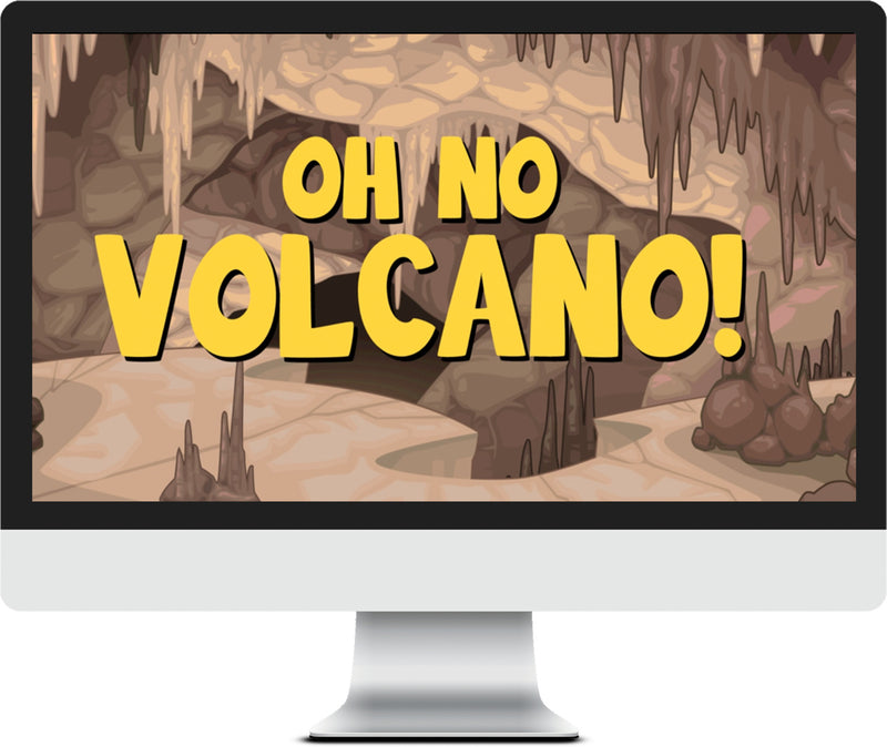 VBS Game Video - Oh No Volcano!