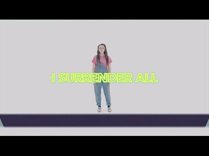 I Surrender All Hand Motions Video