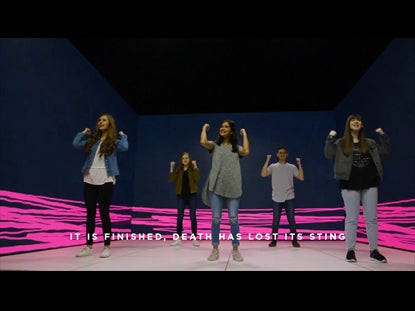 It Is Finished Worship Video for Kids