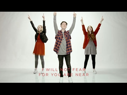 I Will Not Fear Worship Video for Kids