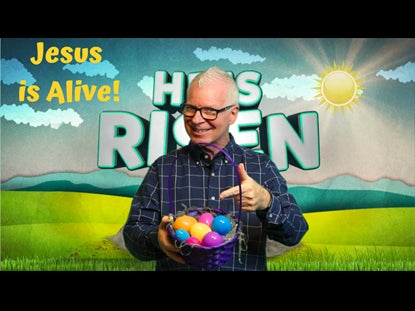 JESUS IS ALIVE - OBJECT LESSON