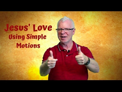 JESUS LOVES ME! - INTERACTIVE LESSON