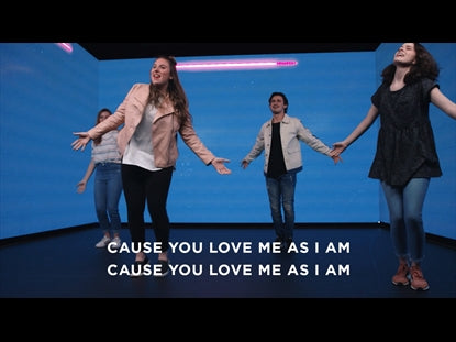Love's Running After Worship Video for Kids