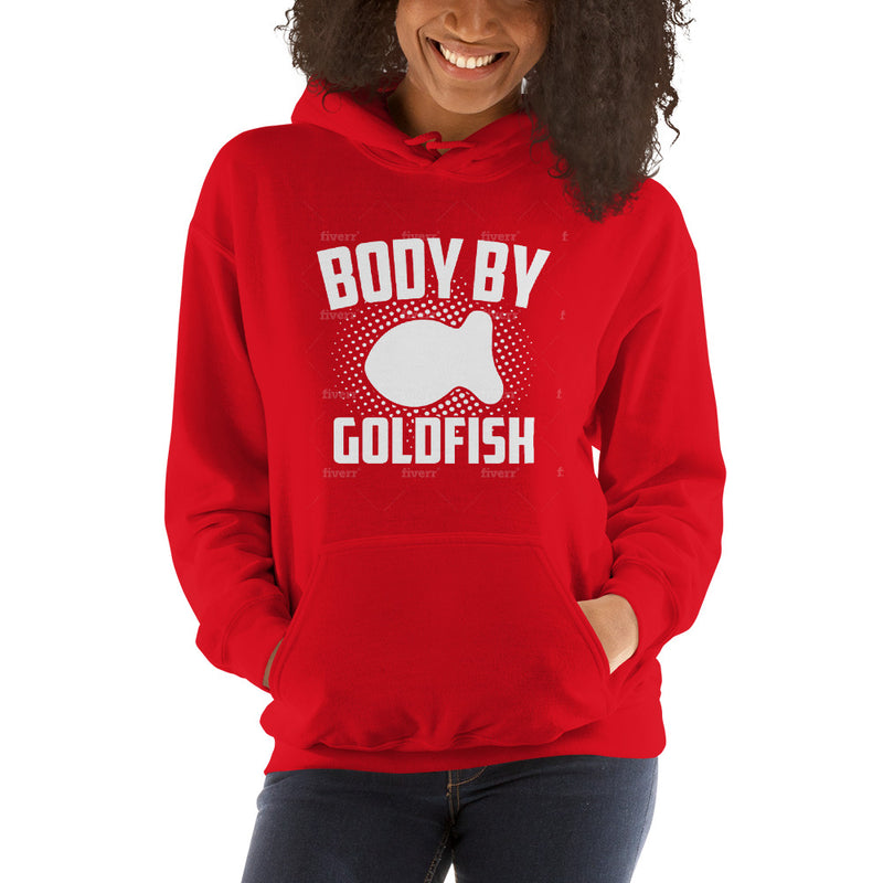 Body By Goldfish Hoodie