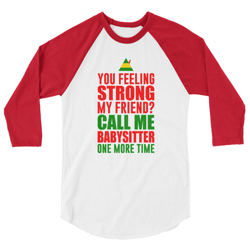 Call Me Babysitter One More Time T-shirt
