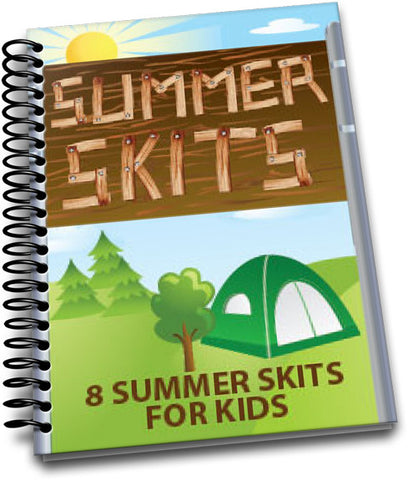 8 Summer Skits for Kids