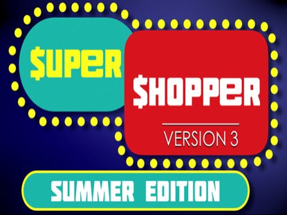 Super Shopper Summer Edition Version 3 Church Game Video for Kids