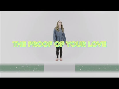 The Proof of Your Love Hand Motions Video