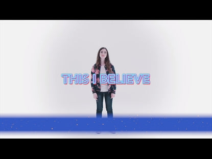 This I Believe Hand Motions Video