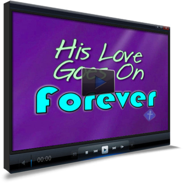 His Love Children's Ministry Worship Video