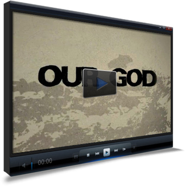 Our God Children's Ministry Worship Video
