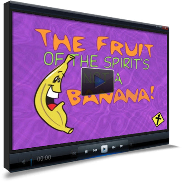 Fruit of the Spirit Children's Ministry Worship Video