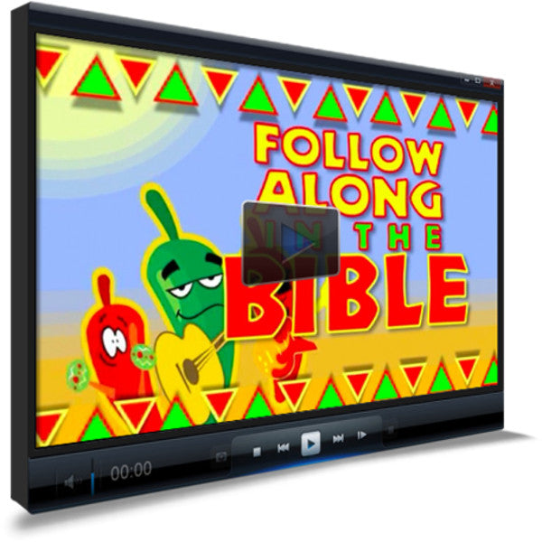 La Bible Children's Ministry Worship Video