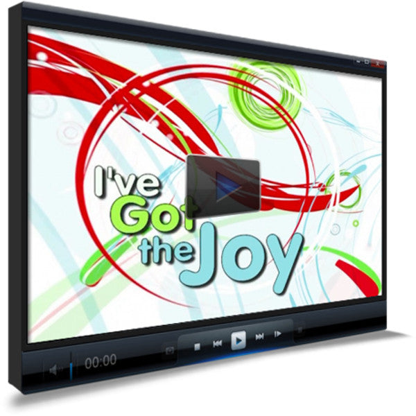 I've Got The Joy Children's Ministry Worship Video