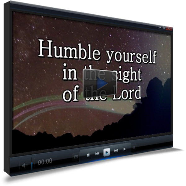 Humble Children's Ministry Worship Video
