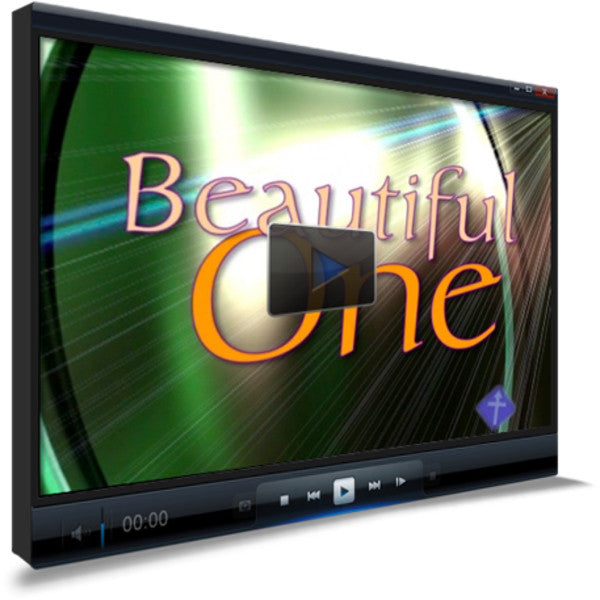 Beautiful One Worship Video