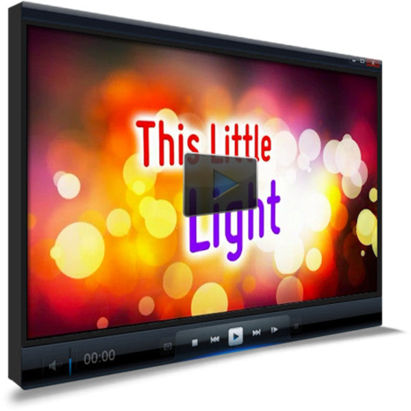 This Little Light Children's Ministry Worship Video