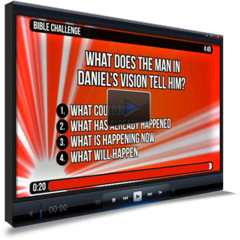 Daniel 11-12 Bible Trivia for Kids