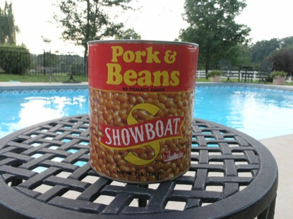 Will It Float: Pork N Beans Game Video for Kids