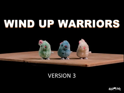 Wind Up Warriors