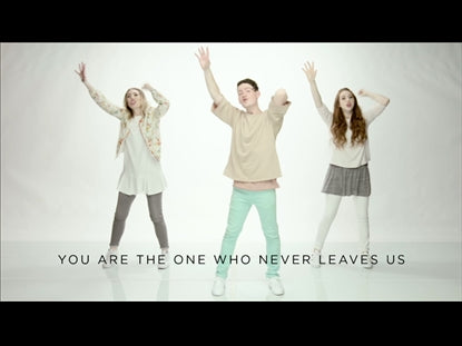Won't Let Go Worship Video for Kids