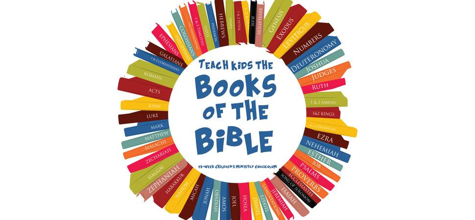 Toy Bible Stories Curriculum