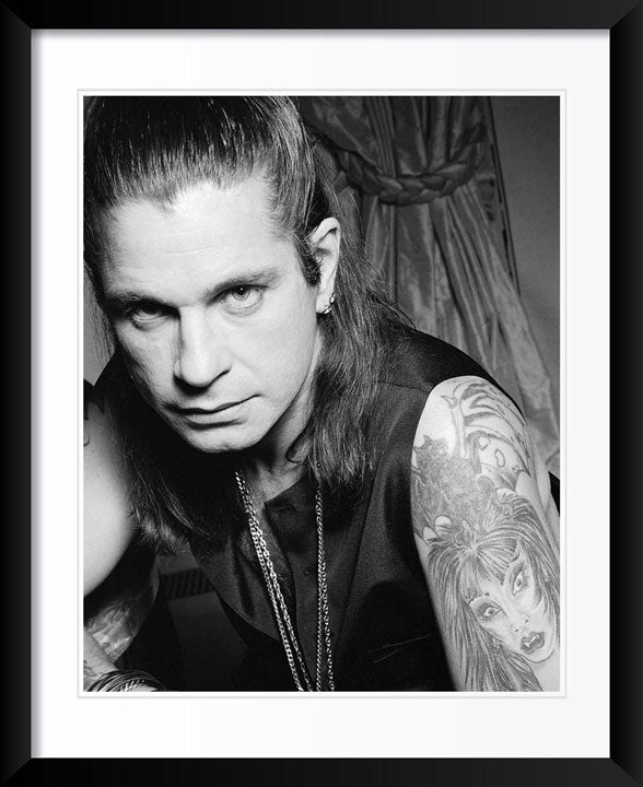 """Ozzy Osbourne"" by John Stoddart Photography"