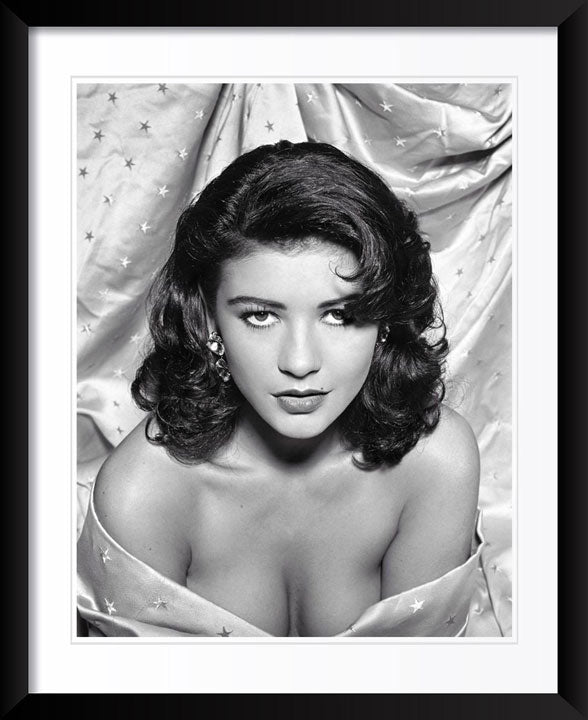 """Catherine Zeta Jones Portrait"" by John Stoddart Photography"