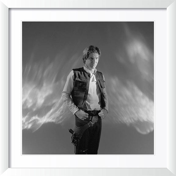 """Han Solo (Standing)"" Photography by Brian Griffin"
