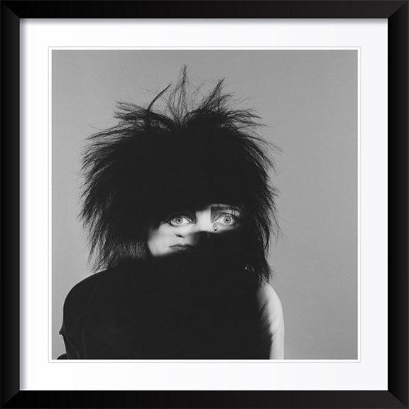 """Siouxsie - The Banshees Dazzle"" Photography by Brian Griffin"