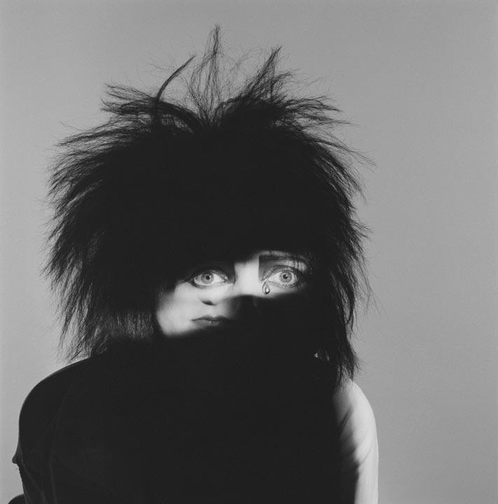 """Siouxsie - The Banshees Dazzle"" by Brian Griffin Photography-Artography Limited"