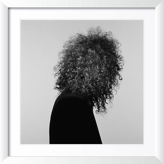 """Brian May (Queen)"" Photography by Brian Griffin"