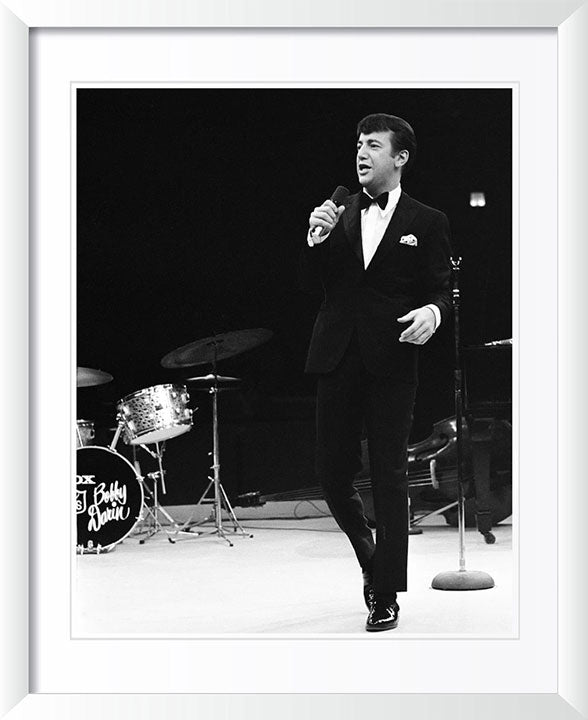 """Bobby Darin"" by Barry Kramer Photography"