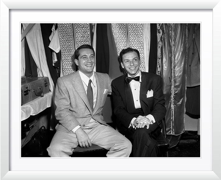 """Frank Sinatra & Perry Comoubeck 2"" by Barry Kramer Photography"