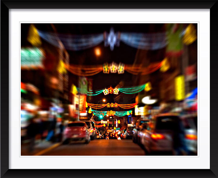 """Little Italy Christmas, Little Italy 2014"" by Christopher Petsos Photography"