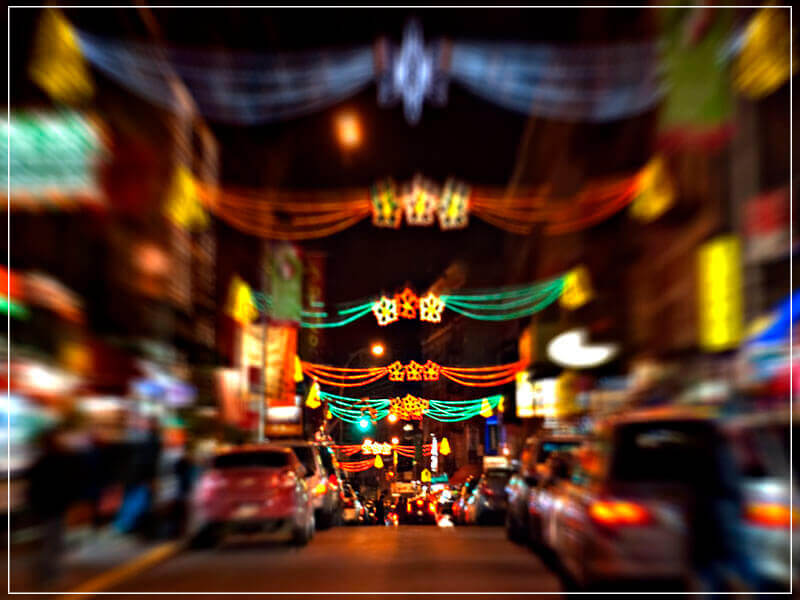 """Little Italy Christmas, Little Italy 2014"" by Christopher Petsos Photography-Artography Limited"
