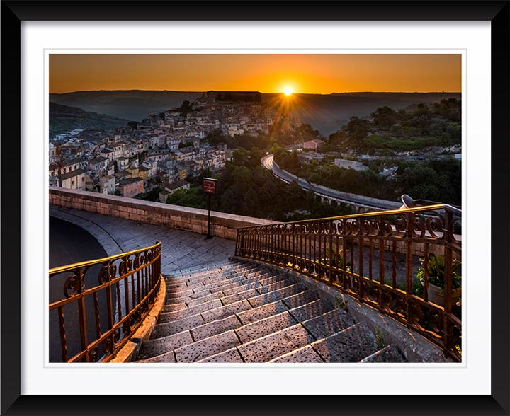 """Steps to a New Day"" by Christopher Petsos Photography"