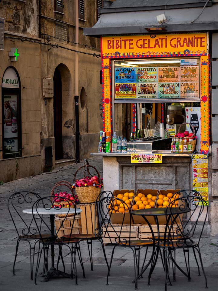 """Kiosk"" by Christopher Petsos Photography"