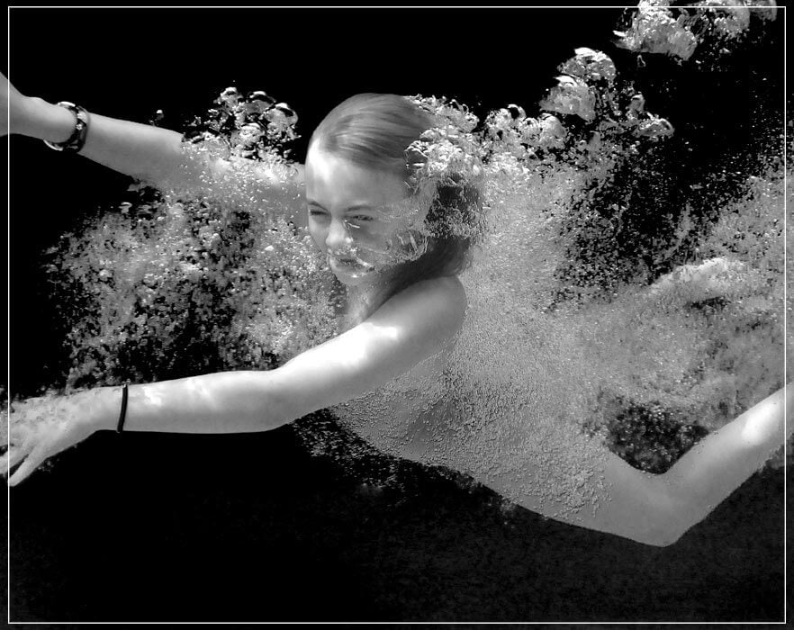 """Bubbles"" by Chuck Solomon Photography-Artography Limited"