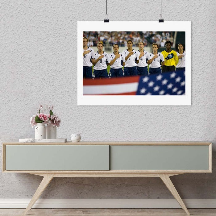 """Team USA"" by Chuck Solomon Photography-Artography Limited"