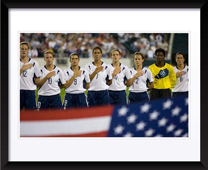 """Team USA"" by Chuck Solomon Photography"