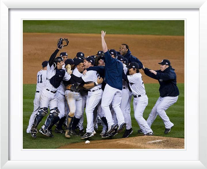 """Yankees Victory"" by Chuck Solomon Photography"