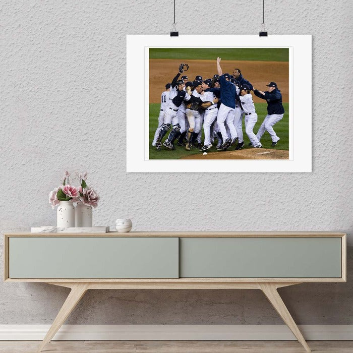 """Yankees Victory"" by Chuck Solomon Photography-Artography Limited"