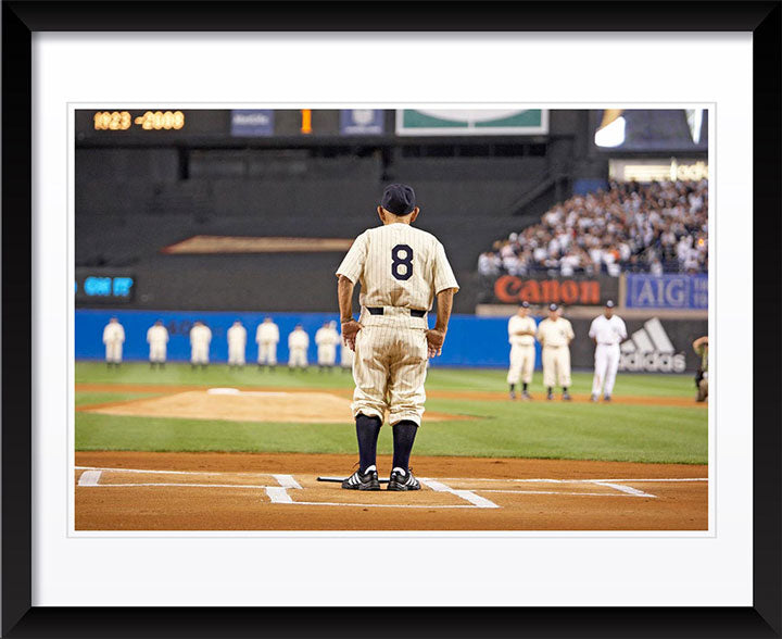 """Berra Last Day at the Old Stadium"" by Chuck Solomon Photography"
