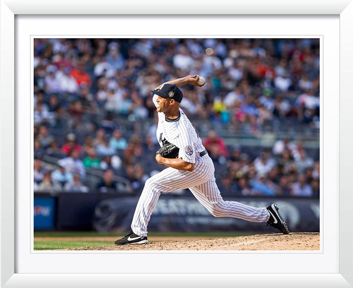 """Mariano Rivera"" by Chuck Solomon Photography"