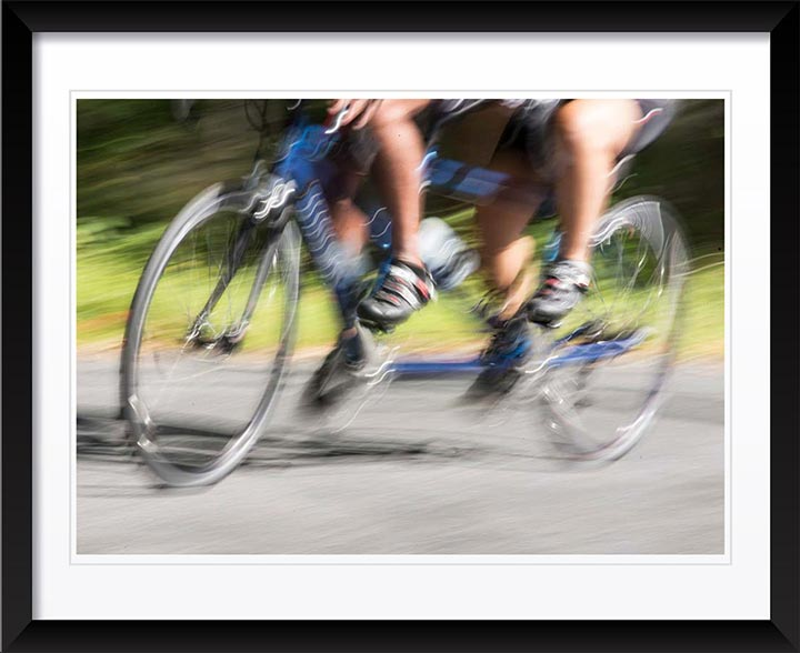 """Tandem Speed"" by Chuck Solomon Photography"