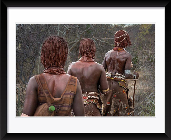 """We Have Your Back"" by Dorte Verner Photography"