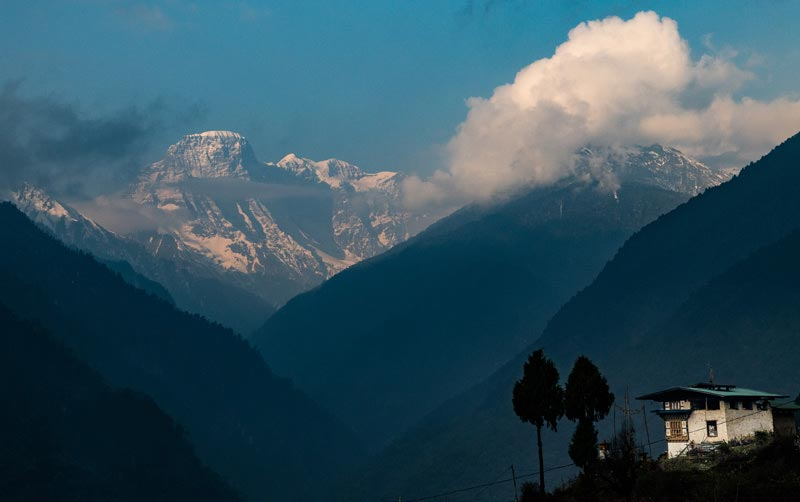 """Long Life Peak"" by Dorte Verner Photography-Artography Limited"